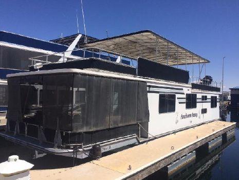 1986 Sumerset Houseboats Custom