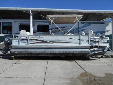2006 Crest Pontoon Boats 22 Pro Angler LE