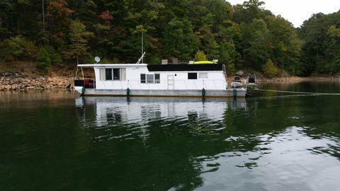 1972 Lazy Days Houseboat