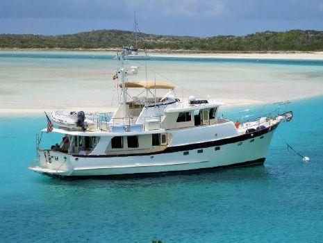 2007 Kadey Krogen Krogen 58 Exterior starboard