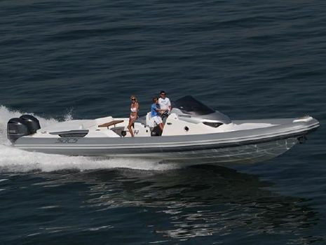 2014 Sacs 43 Strider 13 Open