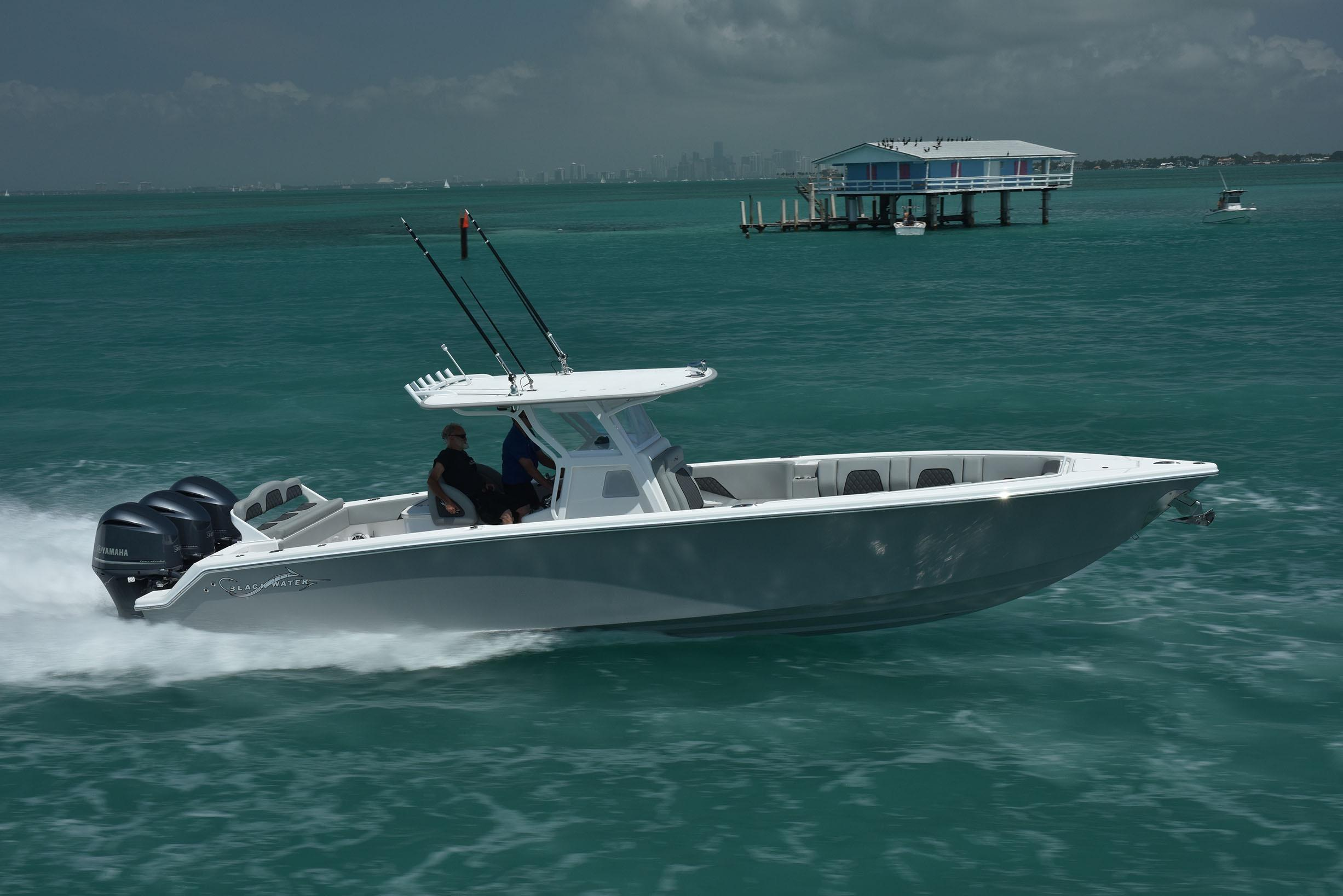 2016 Blackwater Boats 36 Sportfish
