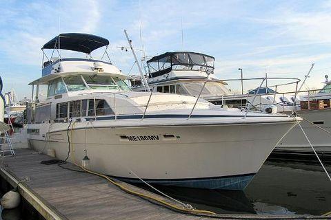 1974 Bertram 46' Double Cabin Motor Yacht