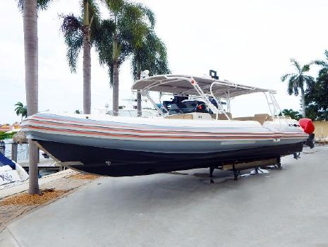 2011 Nautica International RIB 44 Express