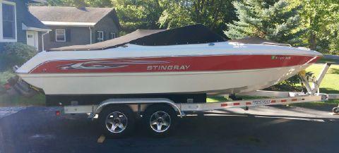 2008 Stingray 220 LX