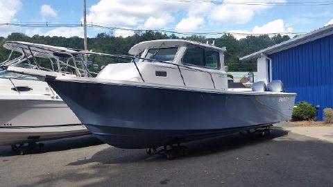 2017 Parker 2820 XLD Sport Cabin