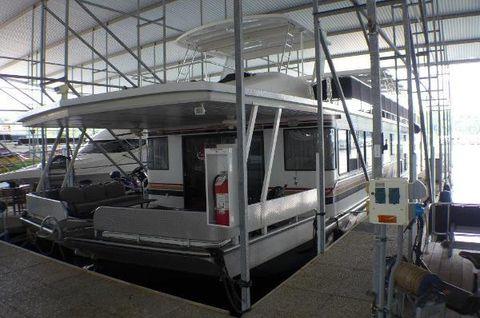 1998 Fantasy Houseboat 19X94 Houseboat