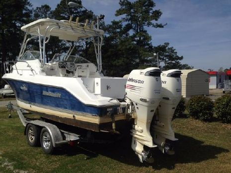 2003 Wellcraft 250 Coastal