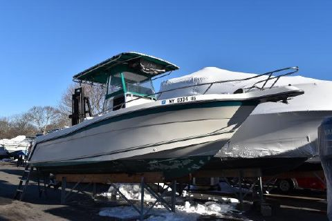 1994 Wahoo 2400 CENTER CONSOLE