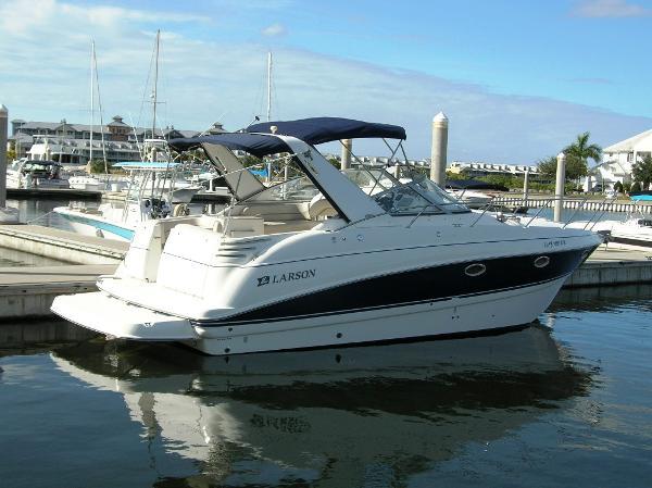 2006 Larson 330 33 Foot 2006 Motor Boat In Ruskin Fl