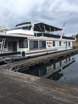 2001 Sumerset Houseboats 18 x 87 Widebody