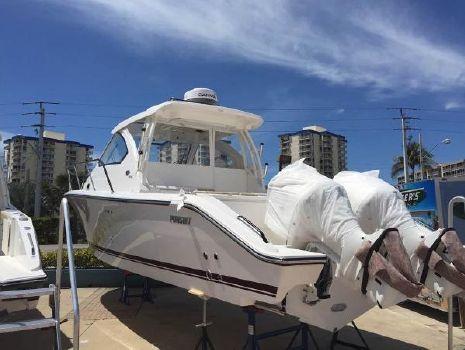 2017 Pursuit 325 Offshore