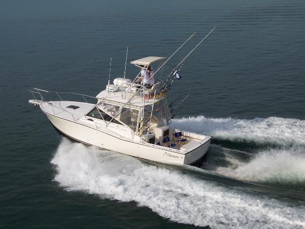 1997 Albemarle 320 Express Fisherman
