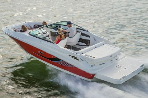 2017 Sea Ray SDX 220 Manufacturer Provided Image: Manufacturer Provided Image