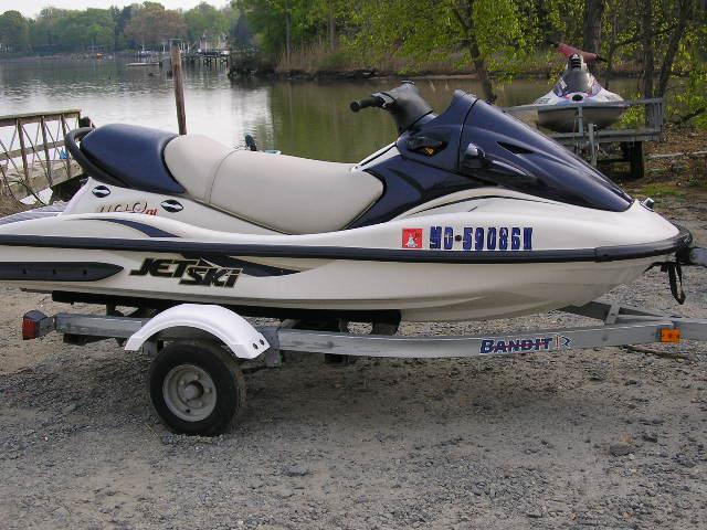 Used 2001 Kawasaki 1100 Stx Di, Chesapeake City, Md - 21915 ...