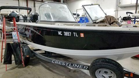 2012 Crestliner 1950 Sportfish SST