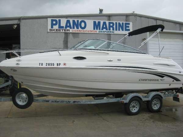 2007 Chaparral 215 SSi Sportboat