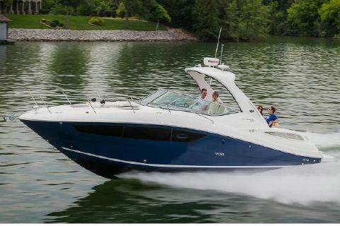 2017 Sea Ray 330 Sundancer Manufacturer Provided Image