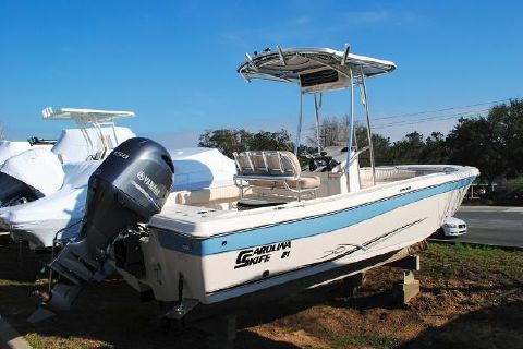 2016 Carolina Skiff 21 Ultra Elite Center Console