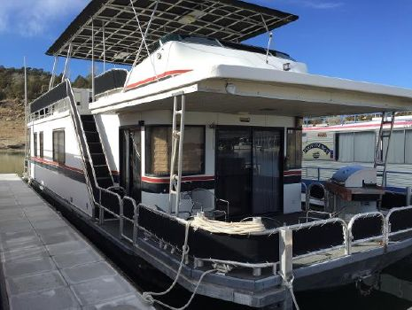 1996 Somerset houseboat