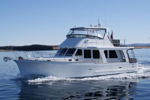 2019 Explorer Motor Yachts 50 Sedan