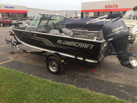 2013 Alumacraft Competitor 165 CS
