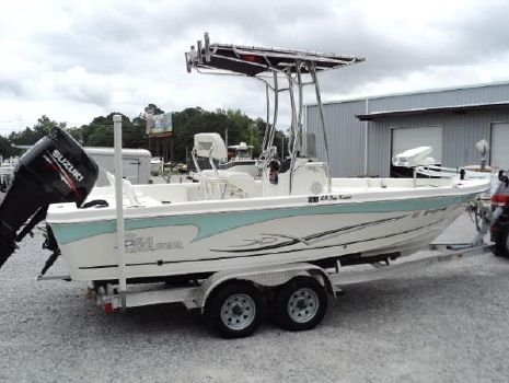 2012 Carolina Skiff 210 LX CENTER CONSOLE