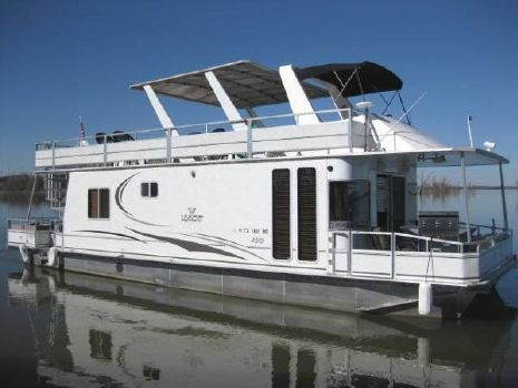 2008 Myacht 4515 Houseboat