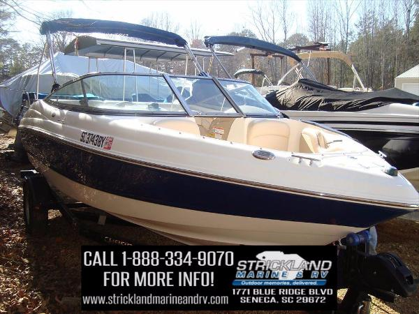 2007 chaparral 190 ssi for Used boat motors for sale in sc