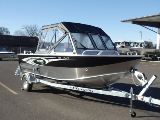 Used Hewescraft Boats >> 2017 Hewescraft Pro V ET   18 foot 2017 Boat in Eugene OR   4396952892   Used Boats on Oodle ...