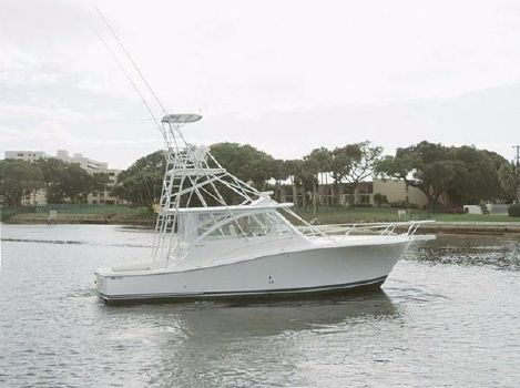 2007 Luhrs 41 Open Express Profile