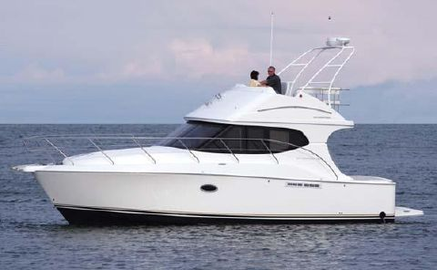 2007 Silverton 33 Convertible Manufacturer Provided Image