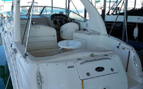 2001 Sea Ray 280 DA