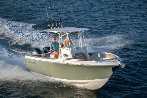2019 SAILFISH 242 CC
