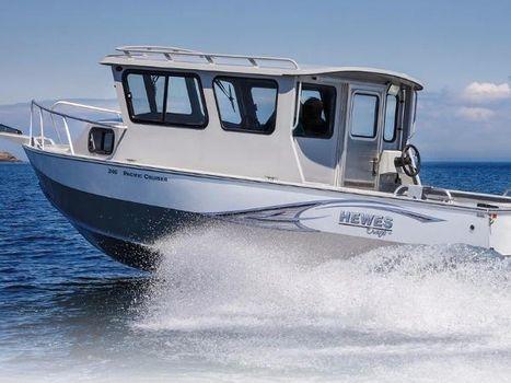 2017 Hewescraft Pacific Cruiser 220ET
