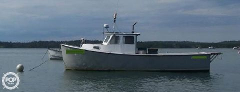 1993 Rosborough 35 Lobster Boat 1993 Rosborough 35 Lobster Boat for sale in Addison, ME
