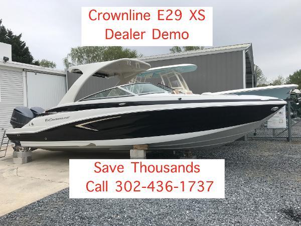 2017 Crownline E29 XS