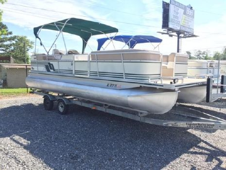 1997 Harris Flotebote 240 Classic