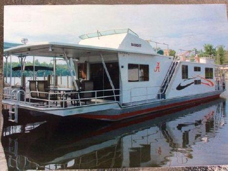 1987 Sumerset Houseboats Catwalks