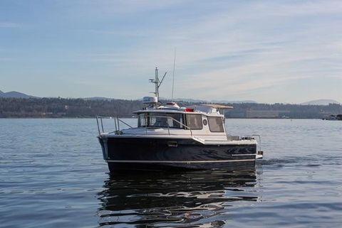 2017 Ranger Tugs R-23 Inboard