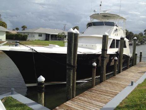 1975 Hatteras Convertible Sportfish- Will trade for big Center Consol