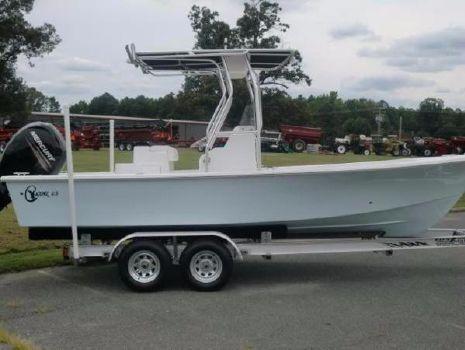 2017 C-hawk Boats 23cc