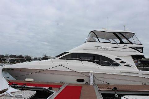 2008 Sea Ray 580 SDB