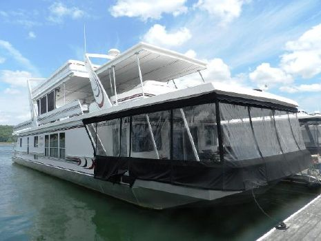 2003 Sunstar 20' x 97' Houseboat