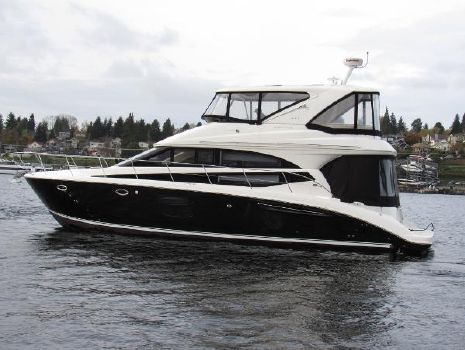 2015 Meridian 441 Sedan