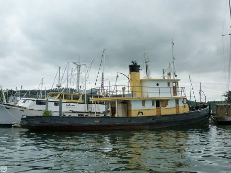 1926 San Diego Marine  85 1926 San Diego 85 for sale in Orcas, WA
