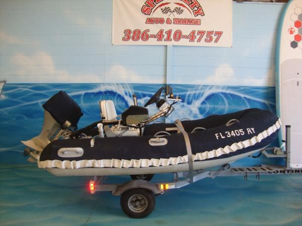 2005 Caribe Inflatable
