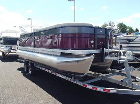 2017 Crest Pontoon Boats Crest II 230SL