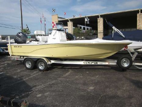 2013 Sea Fox 220 XT