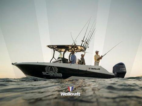 2018 Wellcraft 302 Scarab Offshore